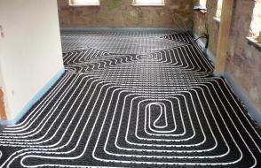 Fußbodenheizung in Pirna